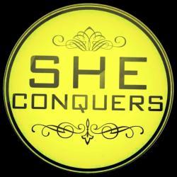sheconquers
