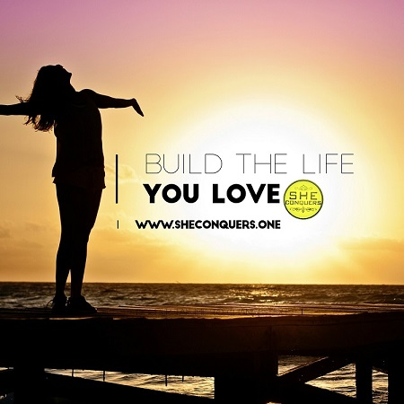 Buildthelifeyoulove450