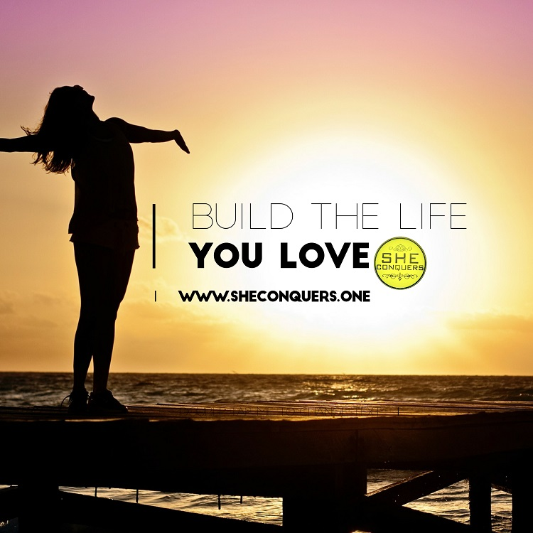 Buildthelifeyoulove