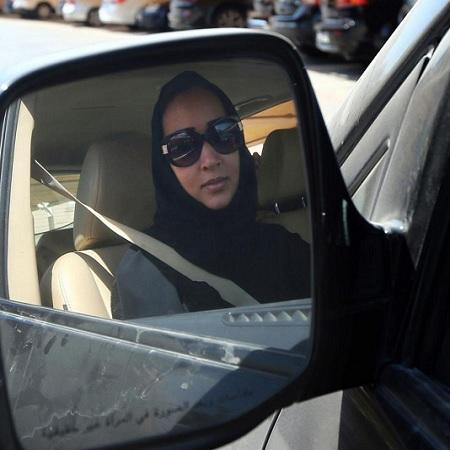 Saudiwomendriver