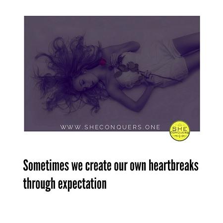 sometimeswecreateourheartbreaks